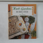 Herb Gardens in Cross Stitch book by Elena Thomas