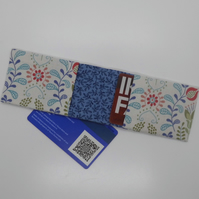 Mini travel credit card wallet holder