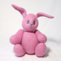 Bunny Rabbit Knitting Pattern