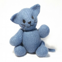 Kitty Cat Knitting Pattern
