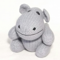 Hippo Knitting Pattern