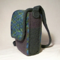 Sam Felt Bag knitting Pattern
