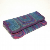 Aurora Clutch Bag knitting Pattern