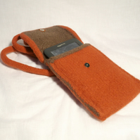 Kindle I pad Bag Satchel felt