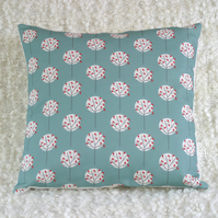 Mini Moonlight Tree cushion cover Sea Green