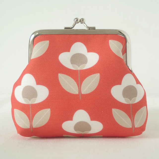 Red Tulip Purse