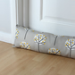 Moonlight Tree Fabric Draught Excluder