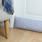 Harbour Waves Fabric Draught Excluder