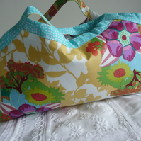 Garden knitting bag