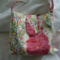 small gathering handmade handbag