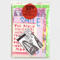 Lucky Dip Illustrated Goodie Bag