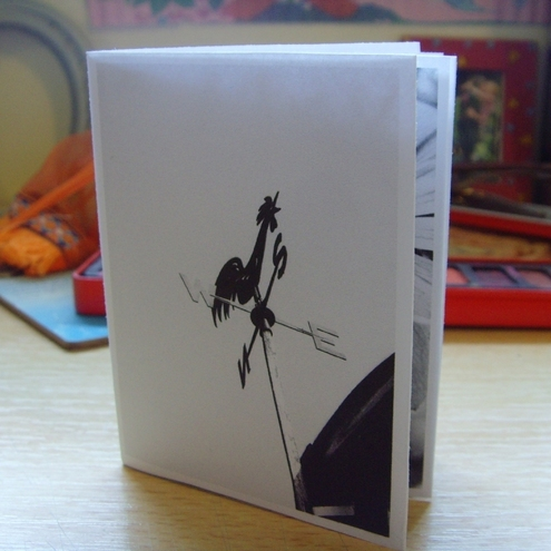 'The Anchor' Mini-Book
