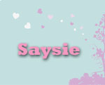 Saysie