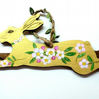 golden apple blossom hare