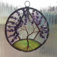 Special edition Amethyst tree of life
