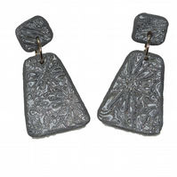 Serenity Trapezoid Earrings