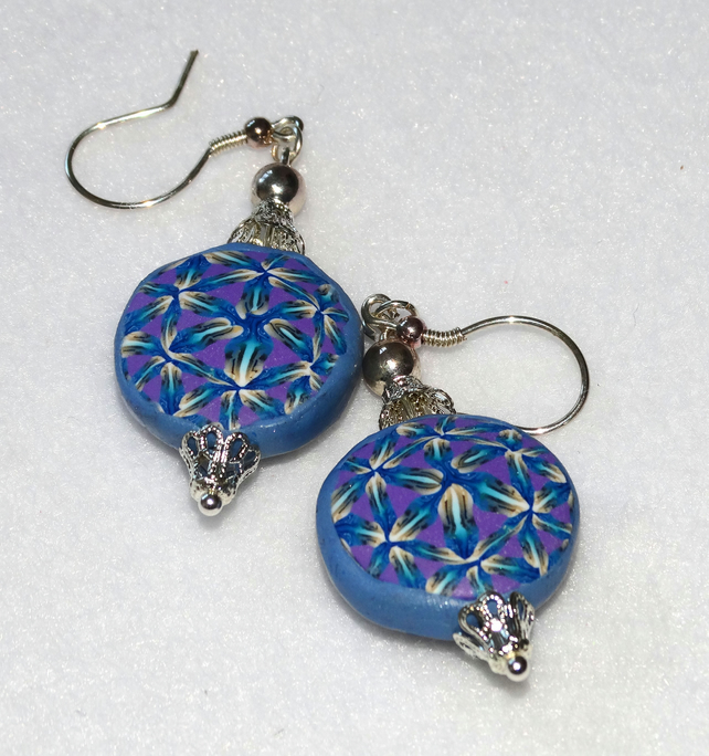 Lexi Filigree Drop Earrings