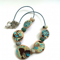 Round Safari Necklace