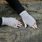 Fingerless gloves, wrist warmers