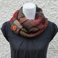 Knitted scarf womens, gift guide
