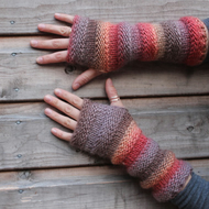 Potash arm warmers, fingerless gloves, gift guide for her