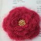 Flower brooch, corsage, gift guide for her