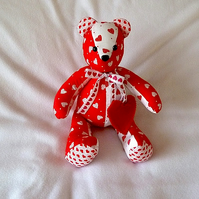 Home Decor Teddy Bear with heart design