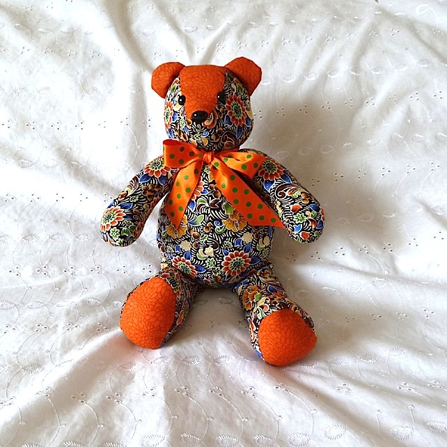 Home Decor Retro Teddy Bear