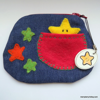 Star Coin Purse - Reserved for cdmclintock