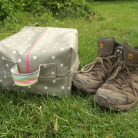 Boot Bag - Football boots, Walking boots, muddy trainers