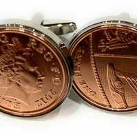 7th Wedding anniversary for a Copper wedding in 2012 - 2012 Mens Gift for 7th We