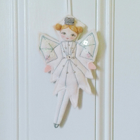 Christmas Frost Fairy Ornament