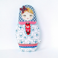 Soft Matryoshka Doll