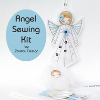 Felt Angel Kit