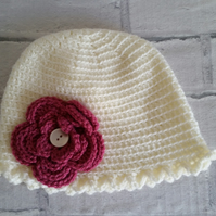 Toddler's  Hat