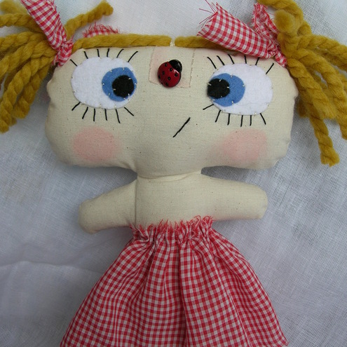 Fly Away Home - Silly Girl Doll