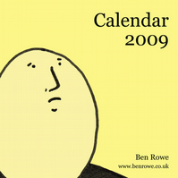 Wall Calendar 2009 - NOW REDUCED IN PRICE!!