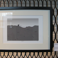 'Lead On' (unframed print)