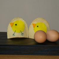 Little Chick egg cosies