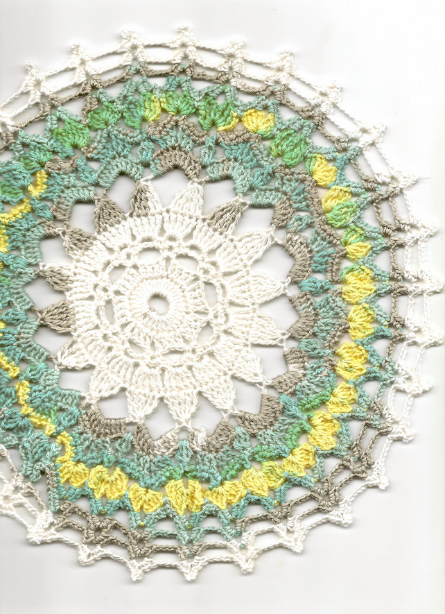 Crochet Doilies Cotton Doily Home Decor Wedding Table Centerpiece Mandala