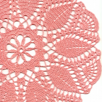 Crochet Doily Cotton Doilies Home & Wedding Decor Vintage Interior Decoration