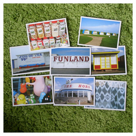 I like postcards - set 1