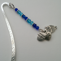 Special Teacher  Owl Bookmark