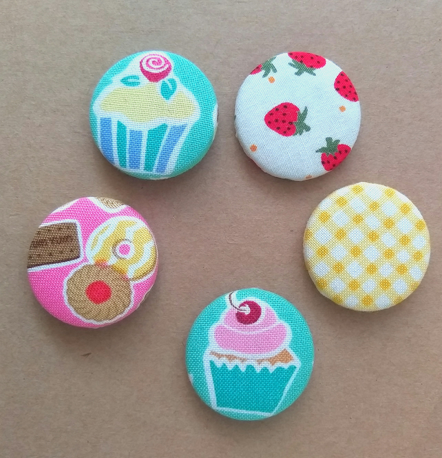 SALE Afternoon Tea Badge Set