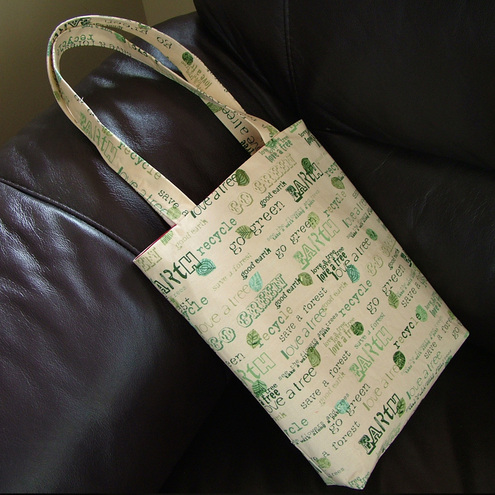 'Earth' Tote/Shopping/Book Bag