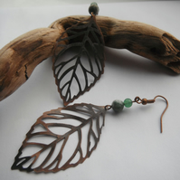 Earrings Of Nature