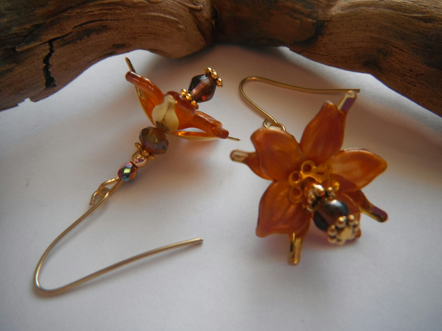 Earrings Rococo Blossom