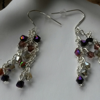 Earrings Cerys