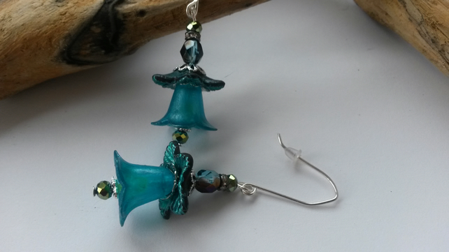 Earrings Cowley Greens