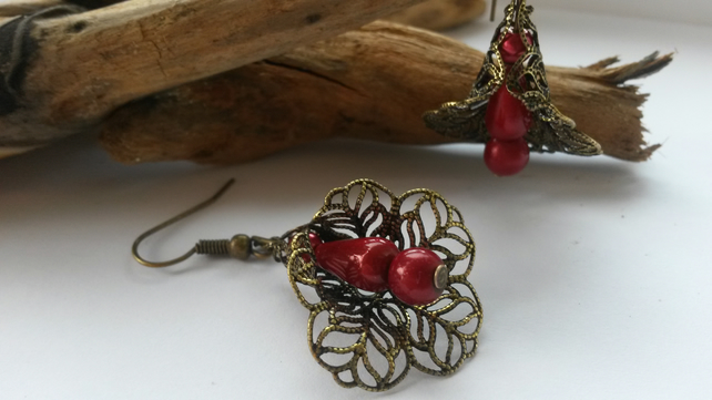 Earrings Walverden